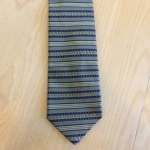 Authentic Gianni Versace Tie 100% silk
